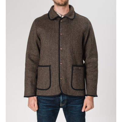 Wool/Cotton Beach Jacket