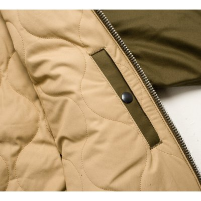 Thinsulate Quilted CWU-45P Type Flight Jacket
