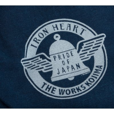 """Iron Heart The Works Kojima"" T-Shirt"