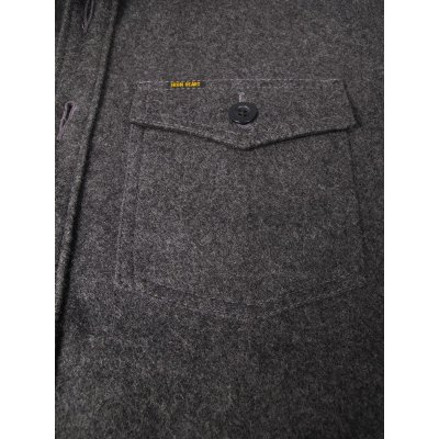 Melton Wool Shirt