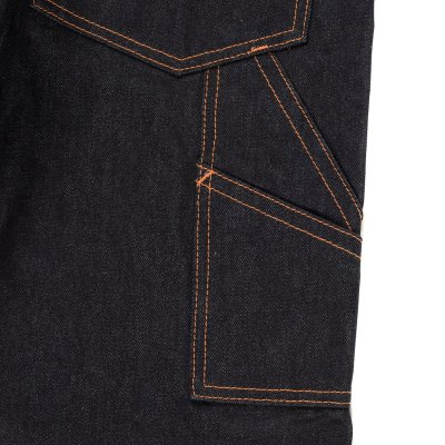 Deep Indigo 16oz Denim Engineer's Jeans