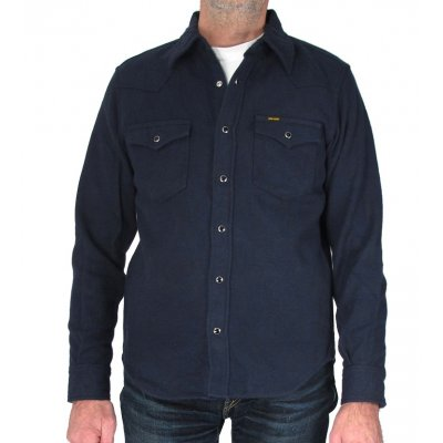 Ultra Heavy Plain Flannel Western