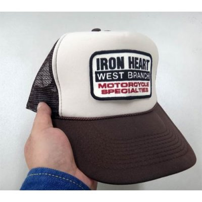 """West Branch"" Trucker Cap"