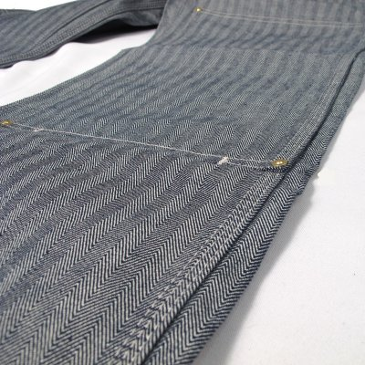 Herringbone Triple Knee Overalls