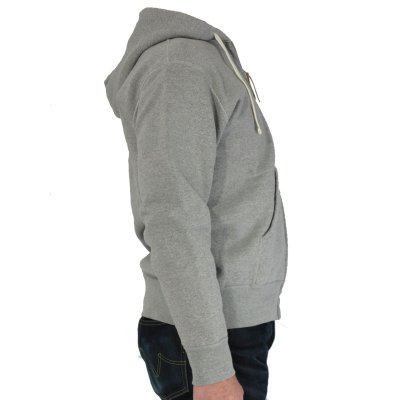 Ultra Heavy Flat Seamed Printed Hooded Sweat