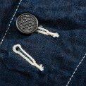 Indigo 11.5oz Jail Denim Chore Jacket