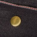 Small Denim/Duck/Hickory Shoulder Bag