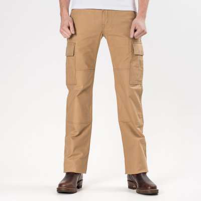 Khaki or Olive Swedish Serge Cargo Pants