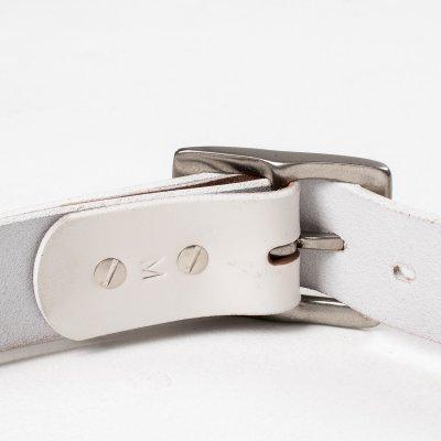 Garrison Buckled Super Heavy Duty Cowhide Belt
