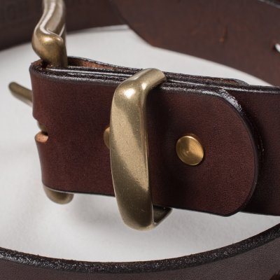Super Heavy Duty Cowhide Belt