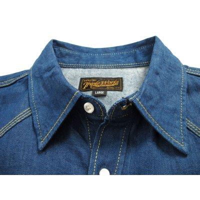 Triple Works 8oz Denim Western Shirt