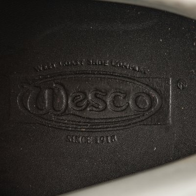 "The Bootery/Wesco® - Slate Rough-Out ""Foot Patrol"""