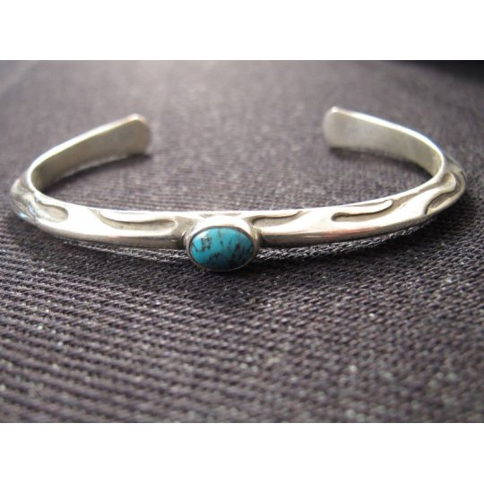 Iron Heart Silver Works Bangles