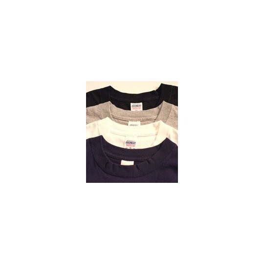 7.5oz Plain T-Shirts - Loopwheeled Shitamachi Body