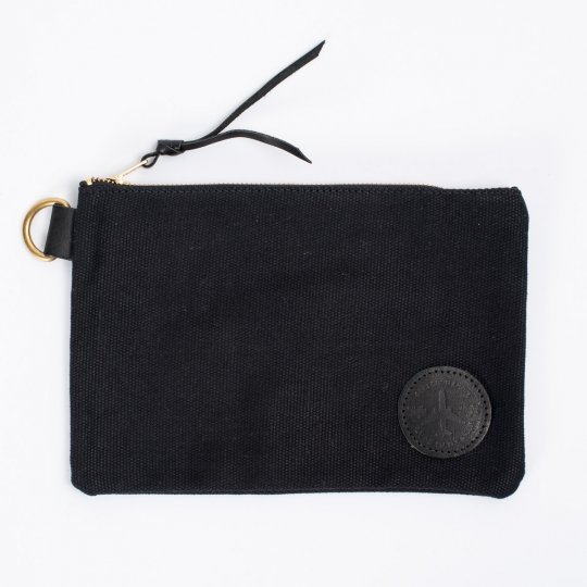 OGL Black Canvas Pouch