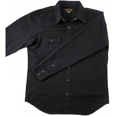 Selvage Chino Western Shirt