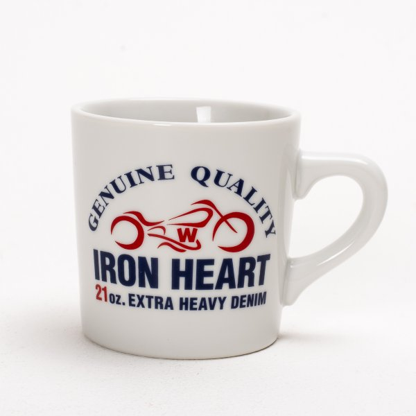 "Iron Heart ""Motorcycle Logo"" Mug"