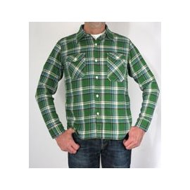 TW - Slubby Light/Mid Weight Flannel Work Shirt