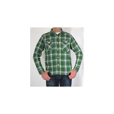 TW - Slubby Light/Mid Weight Flannel Work Shirt