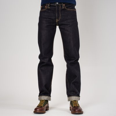 Indigo 25oz Selvedge Denim Slim Cut