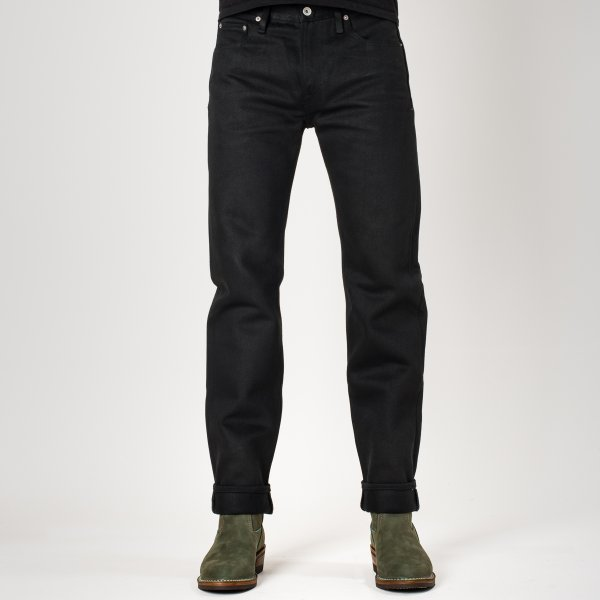 Superblack 21oz Denim Slim Cut