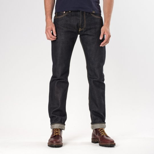 Indigo 25oz Selvedge Denim Super Slim Tapered