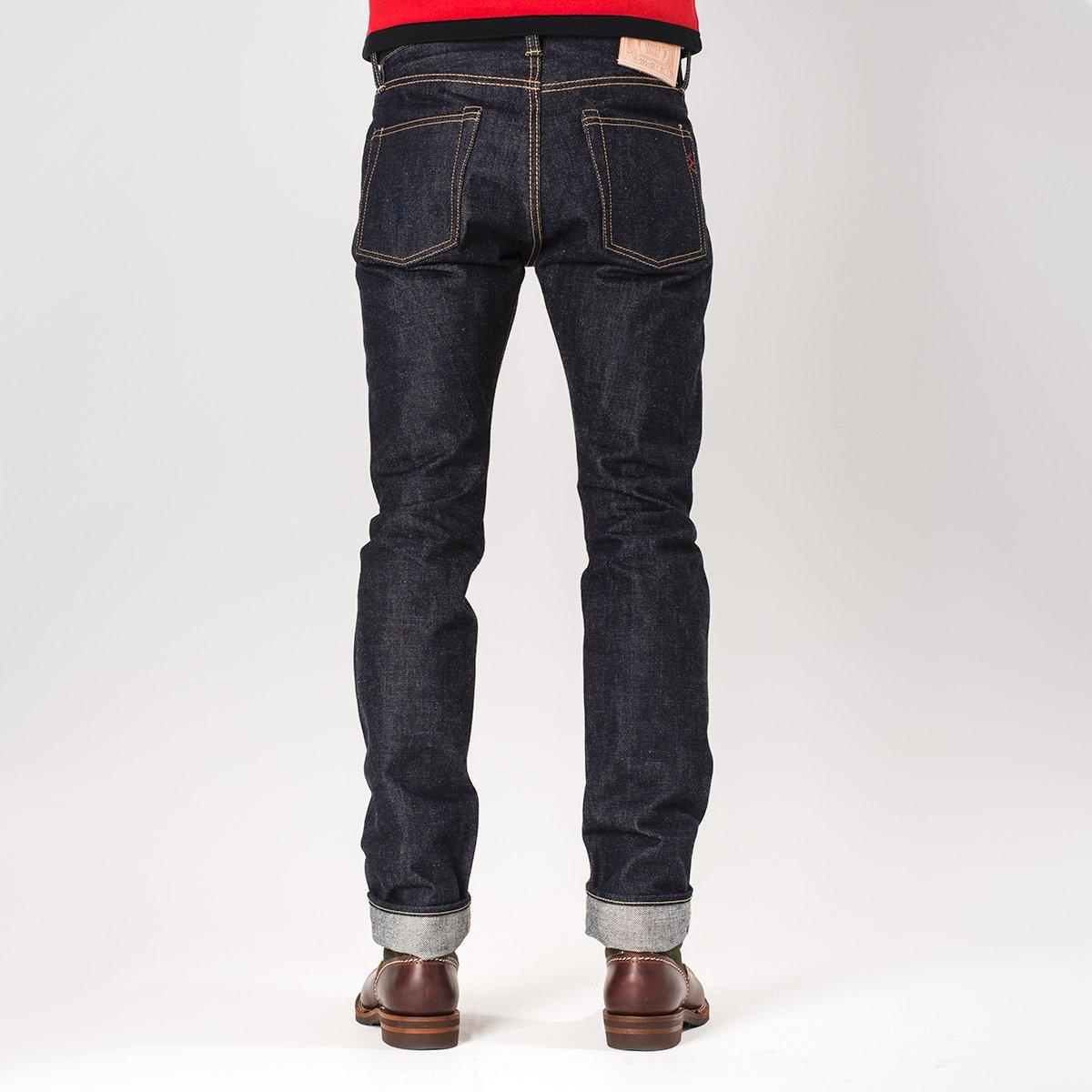 fdc45fd60ab Ih ironheart super duper slim oz raw indigo japanese jpg 1200x1200 Raw  selvedge jeans