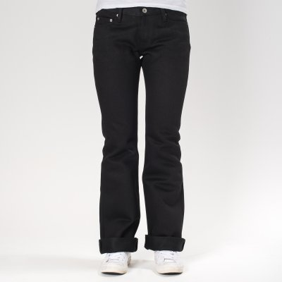 Superblack 21oz Denim Ladies Boot Cut