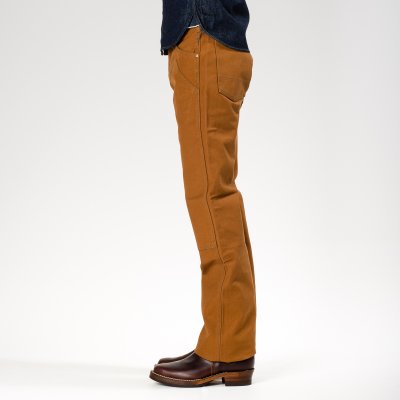 Black, Brown or Navy 17oz Duck Logger Pants