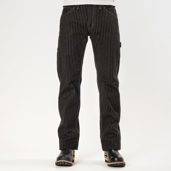 Black Wabash Painter's Pants