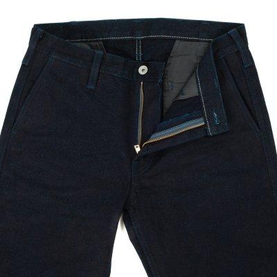 Indigo/Indigo Duck Work Pants