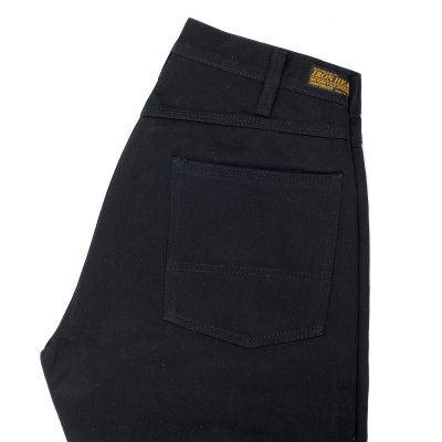 Superblack 16oz SBG Denim Double Knee Engineer Pants