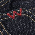 Indigo 18oz Raw Selvedge Denim 1946 Type Rider's Jacket