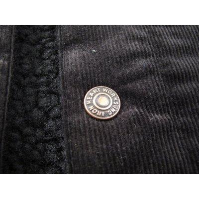 Fleece Lined Double Weave Cord Type III Jacket