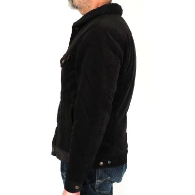 Fleece Lined Double Weave Cord Type III Jacket