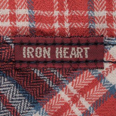 Blue/Red Check 5oz Mini Herringbone Western