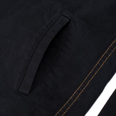 Black Overdyed 11.5oz Selvedge Denim CPO Style