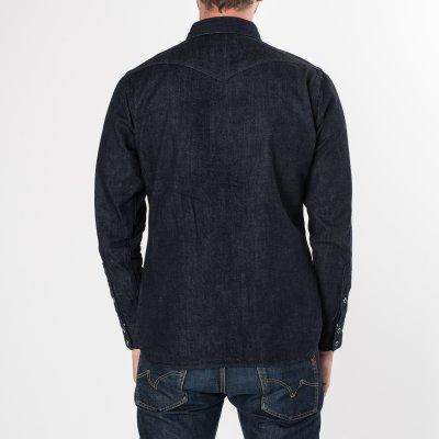 Indigo 12oz Selvedge Denim Western