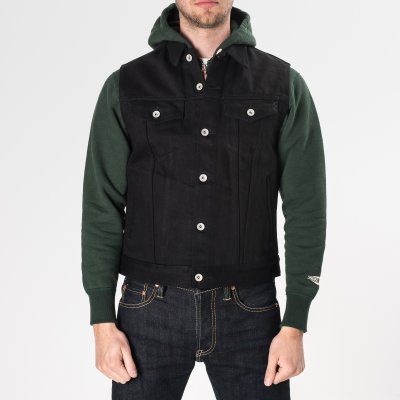 Superblack 21oz Denim Type III Vest