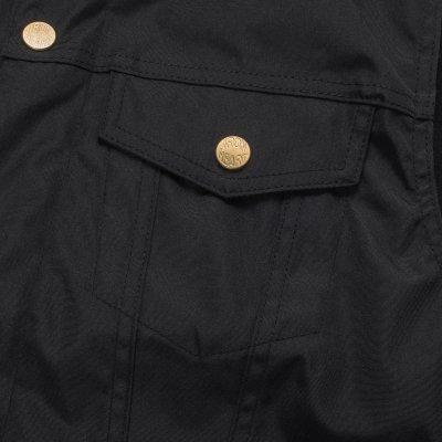 Black Cordura® Trucker Vest