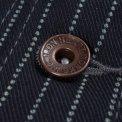 Indigo Wabash/Navy Duck Work Vest