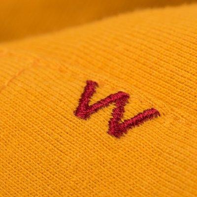 7.5oz Plain V-Neck Loopwheeled Pocket T-Shirts