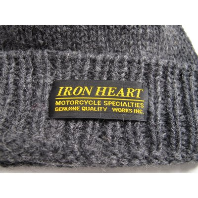 Hand Knitted Wool Watch Cap