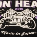 Iron Heart Pronto Raceway Printed T-Shirt