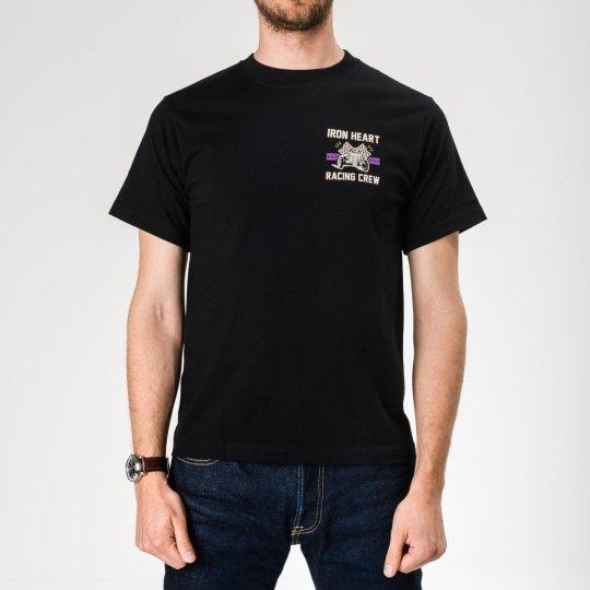 Iron Heart Pronto Raceway Printed T-Shirt