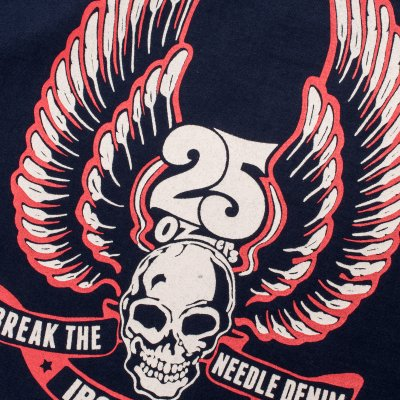 25oz Break the Needle T-Shirt - Version II