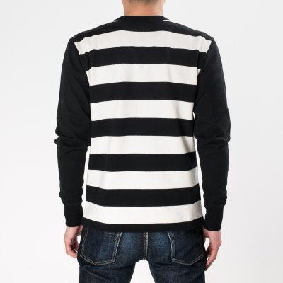 Super Heavy Knitted Cotton Long Sleeved Sweater
