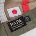 Papa Nui American Caesar Cap