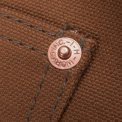 Brown 17oz Cotton Duck Work Apron