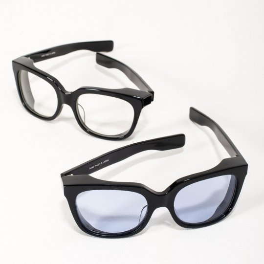 Biker Shades with Hard Leather Case